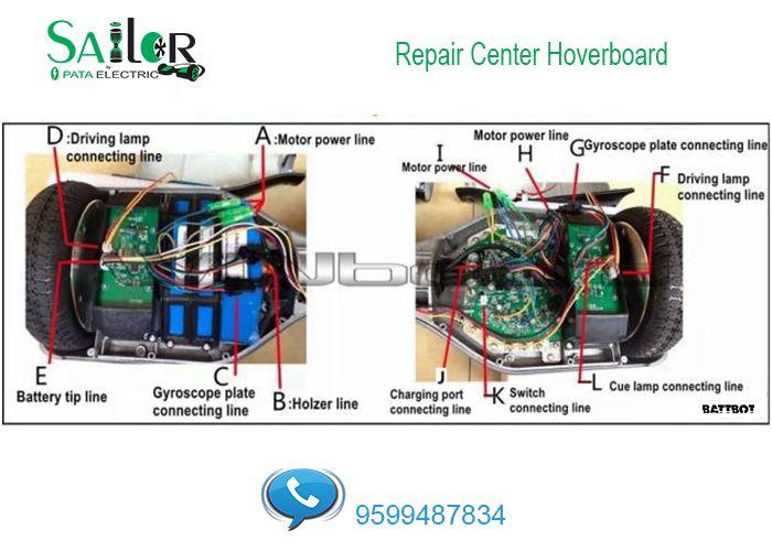Segway Hoverboard Repair Center Repair Segway Balancing Scooter