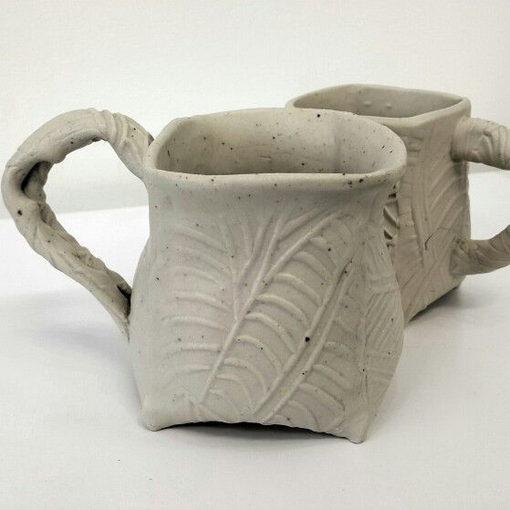 Molly Tinsley  Serious man size coffee cups