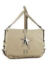 Une forme tendance, signée Thierry Mugler, à porter croisé ou long sous le bras. Très élégant, ce petit sac de la ligne L.A. possède un rabat décoré de strass et de la fameuse étoile de la marque, pour une allure féminine !