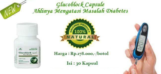 Glucoblock Capsule Dari Green World