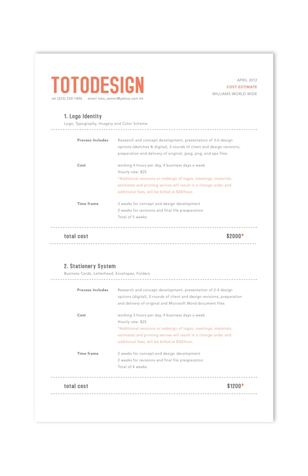 7 best Invoices images on Pinterest Invoice design, Invoice - web design quote template