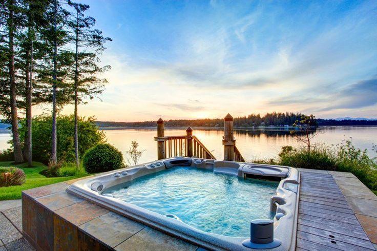 Wenn Sie sich puren Relax und Badespaß in einem wünschen, dann sollten Sie nicht länger darauf warten und die Entscheidung verschieben. Wir könnten Ihnen nur warmherzig empfehlen, sich einen Whirlpool zu gönnen. Dann können Sie Ihre Lebensqualität enorm erhöhen und auch einen lang gehegten Traum verwirklichen. Falls Sie sich eine moderne Wellnessoase zu Hause schaffen wollen oder einen bezaubernden Relax -Bereich im Garten mit einem ganzjährig nutzbaren Outdoor Whirlpool gestalten, dann…