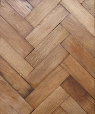 Great colour and classic parquet floor pattern.
