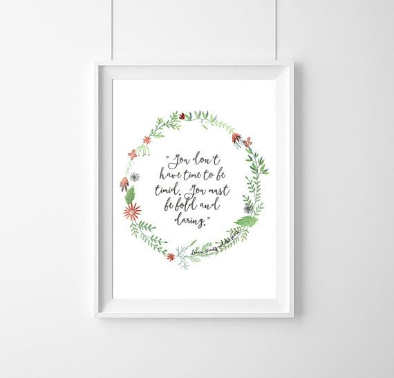 quote Beauty and the BeastDisney You don't by WeJustLikePrints
