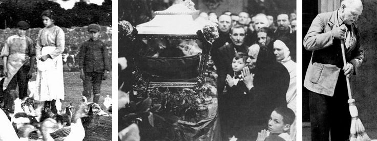 The Story of St. Maria Goretti and Alessandro Serenelli
