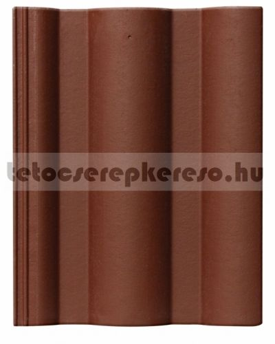 Leier Toscana mogyoró alapszín tetőcserép akciós áron a tetocserepkereso.hu ajánlatában