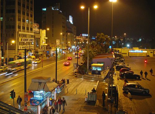Piraeus nights