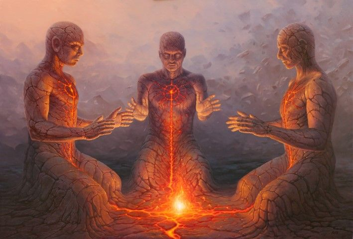 Artist  Tomasz Alen Kopera (2013)  Movement  surrealism  Type  oil on canvas  Dimensions  76 x 112 [cm] / 30 x 44 [in]  Status  sold, private collection