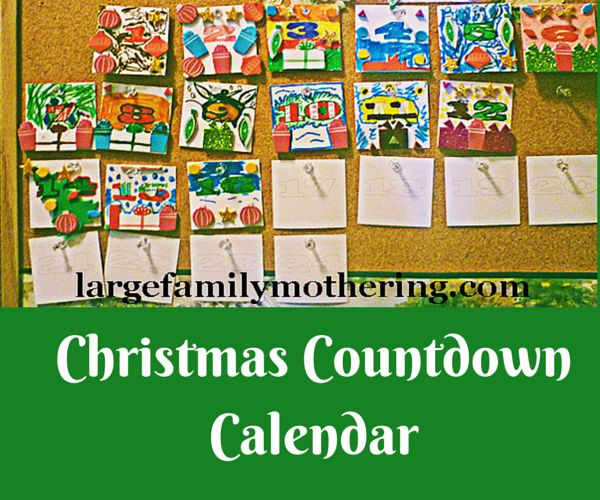10 best read images on pinterest career christian life for Make your own christmas countdown calendar