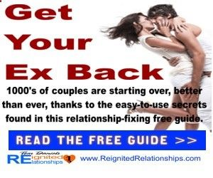 The Comprehensive Guide To Getting Your Ex Back - Dating Relationship Advice After a Breakup. How to get your ex back. 1000s of broken couples are starting over, better than ever after a breakup, thanks to the easy to use secrets in this how to get your ex back relationship fixing guide. Click the pic and get the free course, or click here: www.reignitedrela... Making one of these 5 mistakes will destroy your chances of getting your boyfriend back in your arms. I'll teach you how to RE...