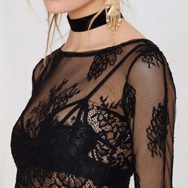 Женщины само белл рукава вышивки цветочные кружева крючком топы блузка с вспышка рукав Y46