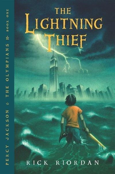 Percy Jackson & The Olympians: The Lightning Thief - Book One: Percy Jackson & the Olympians Book One