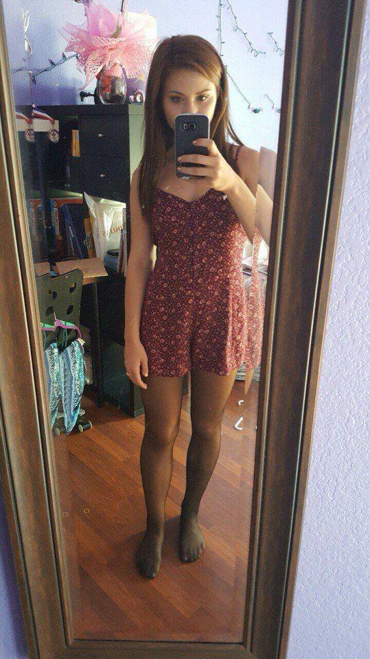 498 Besten Sexy Teen Bilder Auf Pinterest  Nylons -6614