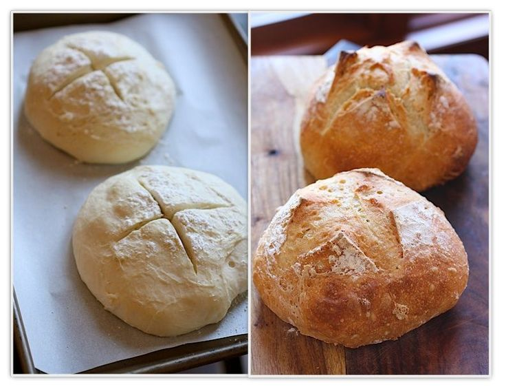 artisan bread with no kneading