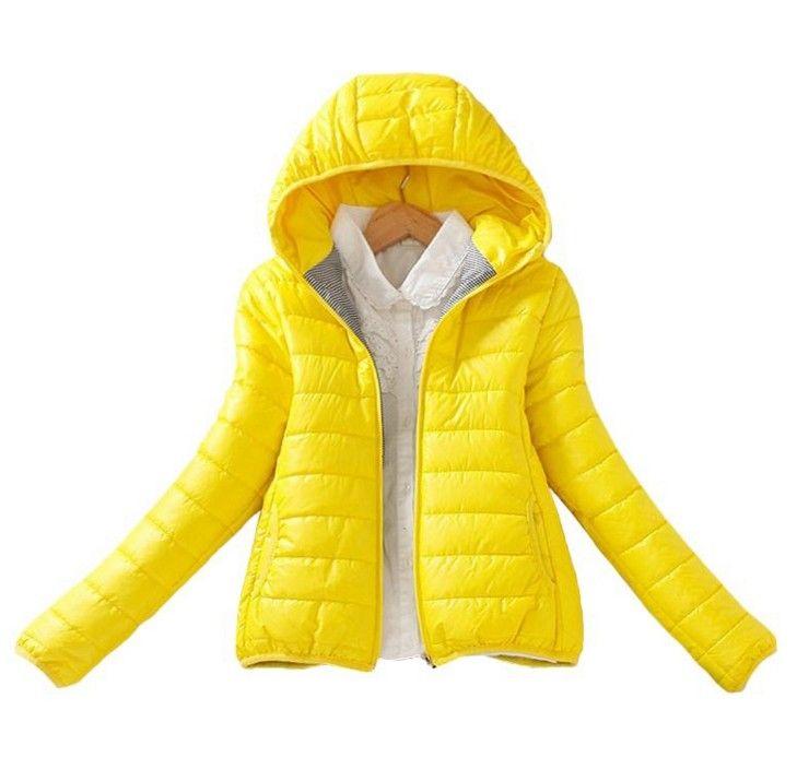 Luxusní dámská bunda s kapucí ŽLUTÁ – SLEVA 65% a POŠTOVNÉ ZDARMA Na tento produkt se vztahuje nejen zajímavá sleva, ale také poštovné zdarma! Využij této výhodné nabídky a ušetři na poštovném, stejně jako to …