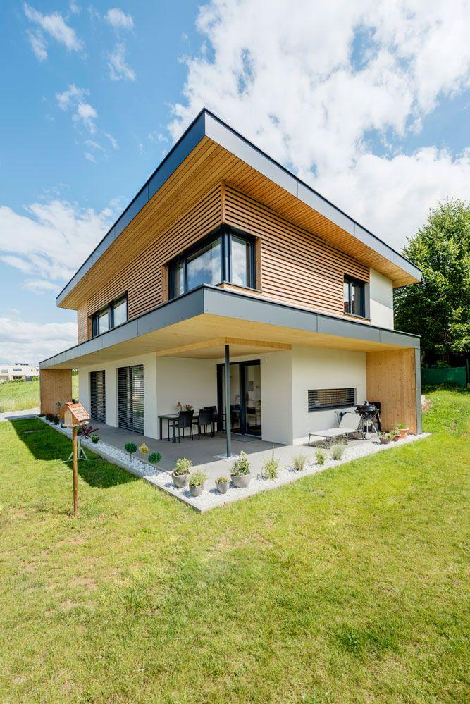 Flachdachhaus in Labuch | Lieb Fertighaus