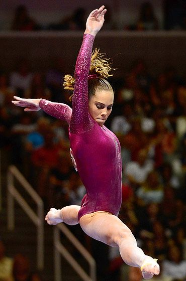 """McKayla Maroney, Age 16  Hometown: Long Beach, CA  Fun Fact: She has her eye on the big screen. """"When I'm done with gymnastics, I want to be a TV and movie actress!"""" she shares with Us."""