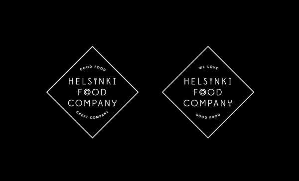 Helsinki Food Company designed by Werklig
