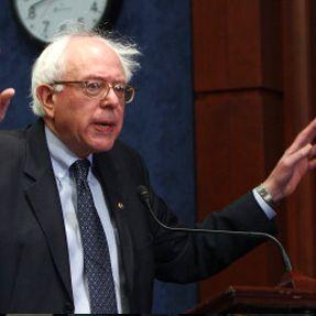 The last socialist in American politics