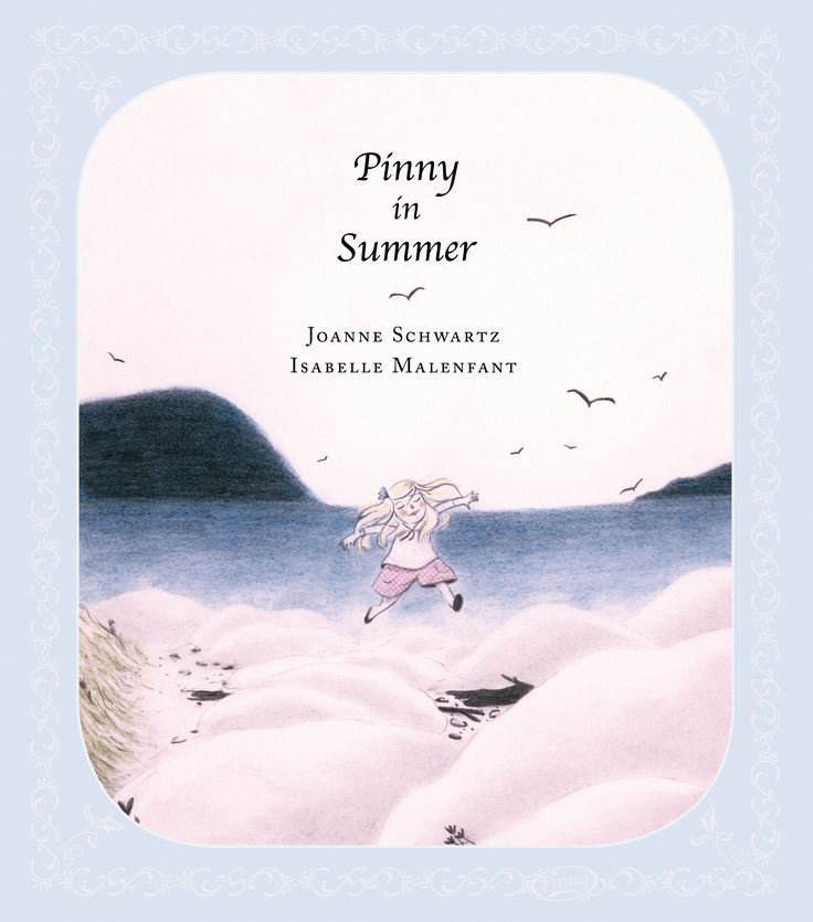 This engaging story, told in chapter-like episodes, follows Pinny on a long, lazy summer day. As sunshine turns to rain and back to sun again, Pinny searches for a wishing rock, watches clouds, picks wild blueberries, feeds a seagull, and bakes a cake to share with her friends.