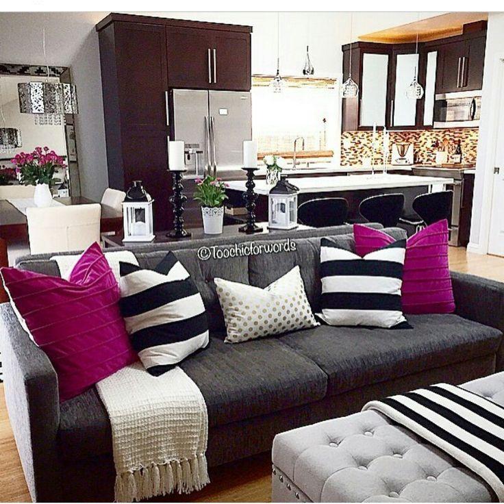 Colourful Living Room Home Decor Pinterest Colorful Living Rooms Living Rooms And Room