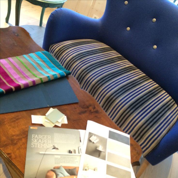 Festival sofa Kreativ Designer: Hege Wølner