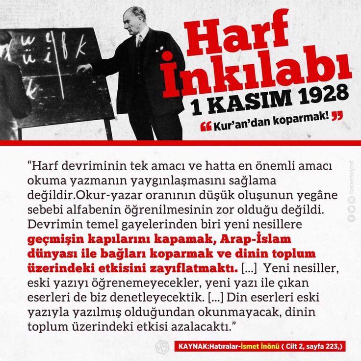 Bir türk ve bir müslüman olarak düsünüyorum atatürk olarak sen gercekten bizim iyiligimize yoksa kötülügümüze mi calıstın....