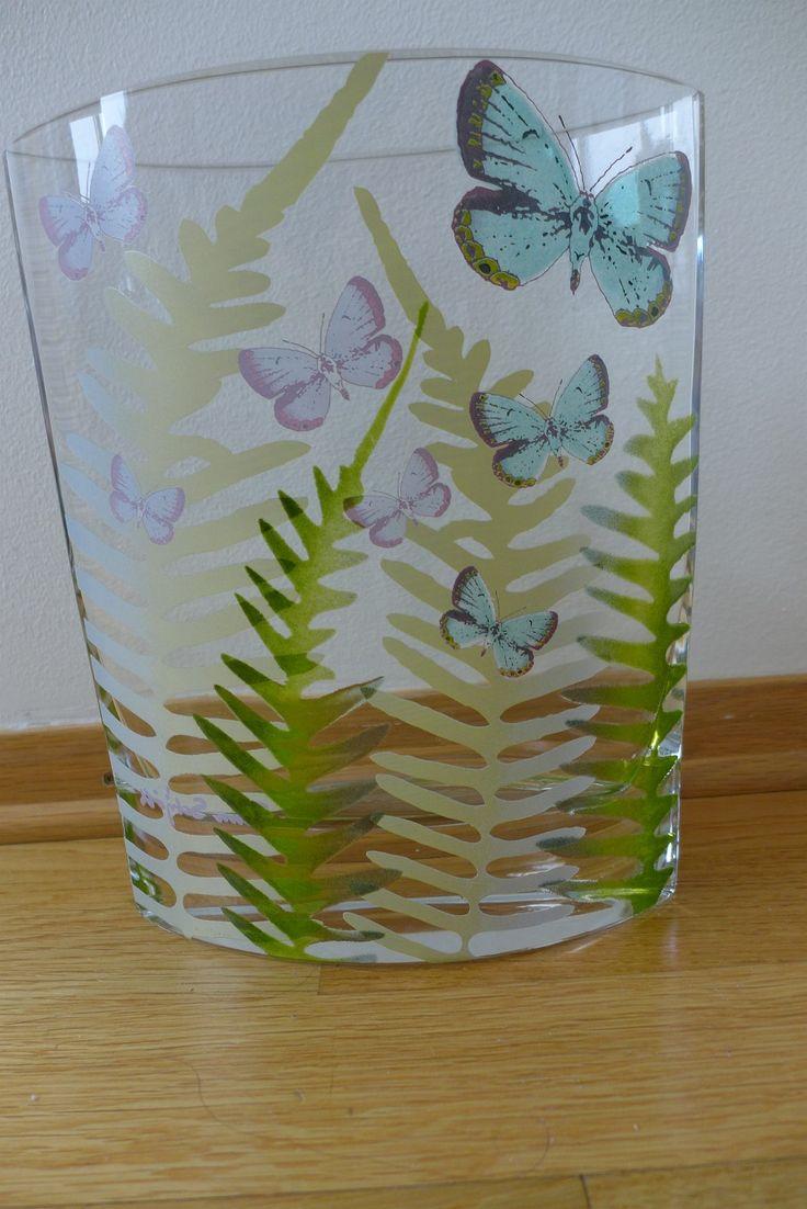 (5) FINN – Vase fra Steninge Slott - Design Finn Schjøll