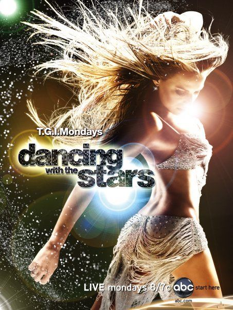 The official spray tan provider of ABC's Dancing with the Stars