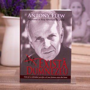 "Carte ""Exista Dumnezeu"" ~ Anthony Flew #christianbook"