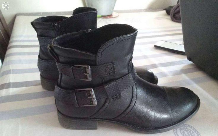 Boots bottines gemo 39