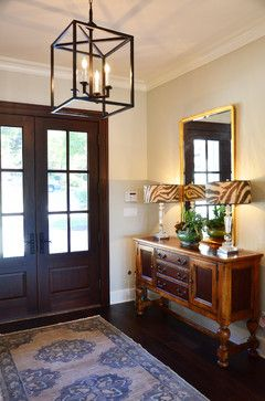 Evolution of Style: Front Doors: Stain Without Pain