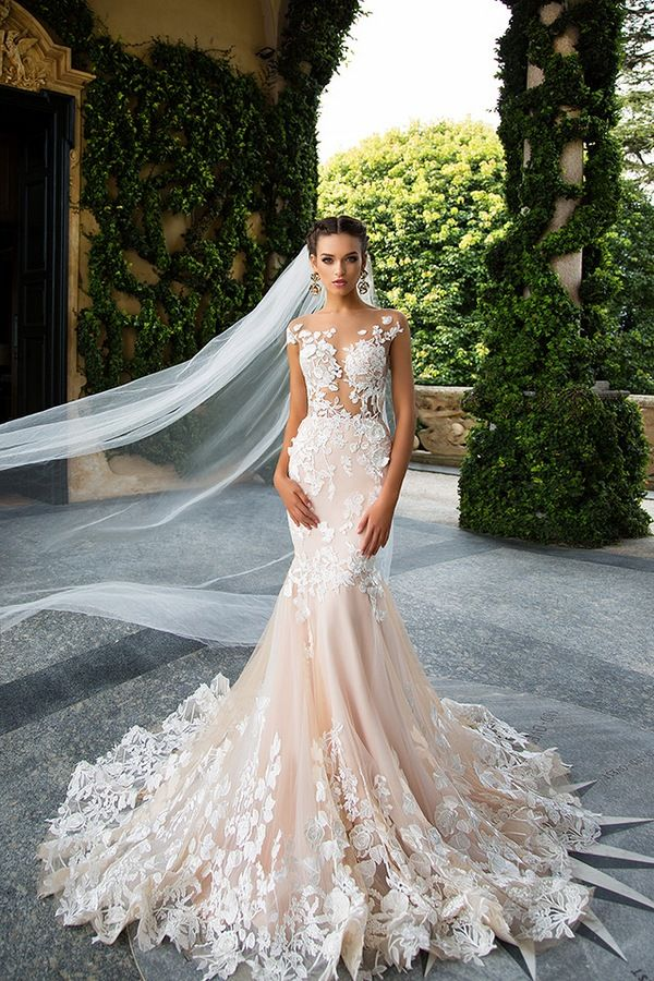Milla Nova Bridal Wedding Dresses 2017 betti / http://www.himisspuff.com/milla-nova-bridal-2017-wedding-dresses/10/