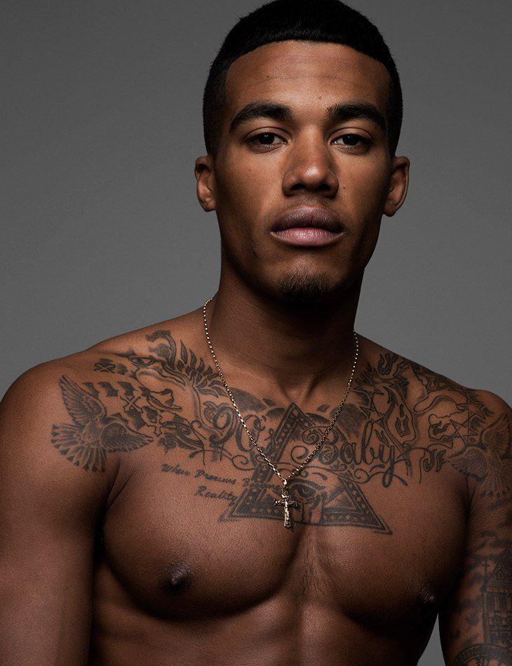 390 Best Images About Black Male Models On Pinterest
