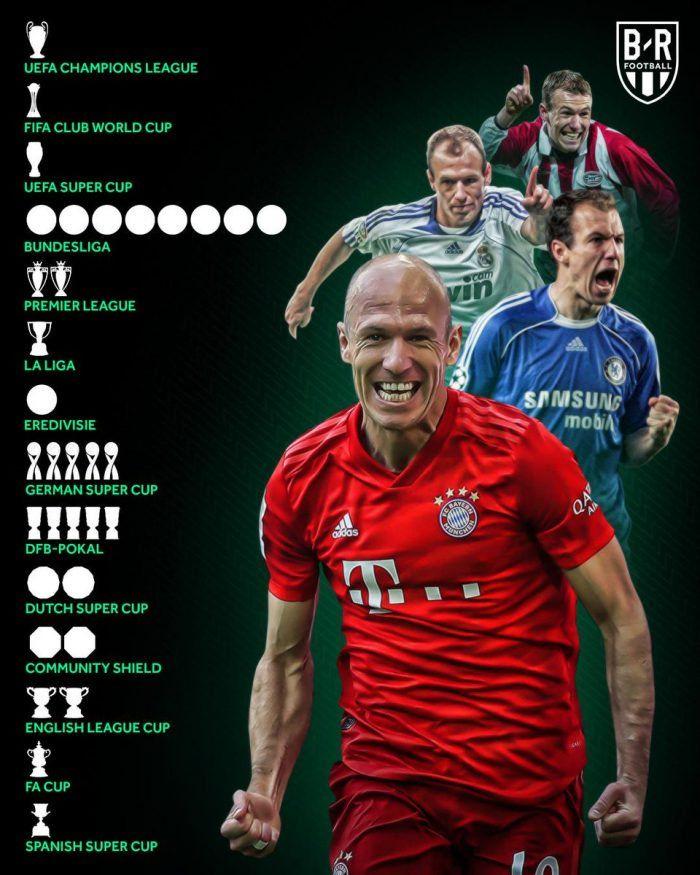 Breaking News Bayern Munich Legend Arjen Robben Retires From Football Bayern Munich Bayern Uefa Super Cup