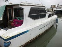 Outlived Ad of the day: Cosy Houseboat Project – Lady Sadie  Price: £17,250.-  Location: Rochester, UK Seller: Premier Houseboats  More: https://www.outlived.co.uk/ads/cosy-houseboat-project-lady-sadie/