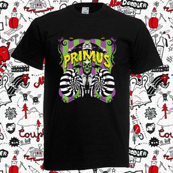 PRIMUS With Dinosaur Jr Tour Concert Rock Band Men's Black T-Shirt Size S-3XL | Clothing, Shoes & Accessories, Men's Clothing, T-Shirts | eBay!