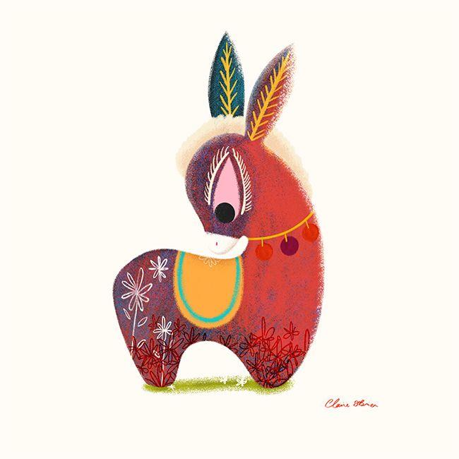31 besten Illustrationen Bilder auf Pinterest   Esel ...