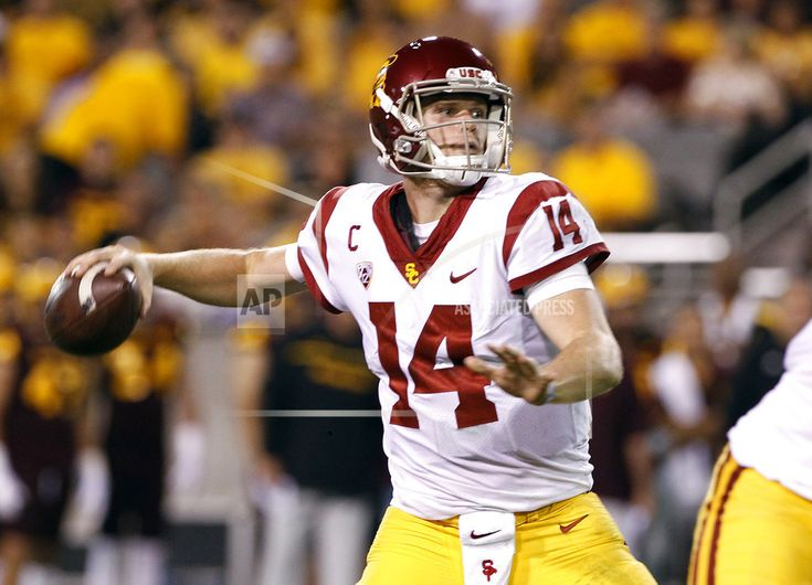 /January 3, 2018 (AP)(STL.News) —  Within 30 minutes of one another, UCLA quarterback Josh Rosen and Southern California quarterback Sam Darnold announced they will enter the NFL draft. The Los Angeles rivals have a chance to be the first two quarterbacks taken and possibly among the first few p... Read More Details: https://www.stl.news/la-qbs-rosen-darnold-announce-nfl-draft-entry-moments-apart/60953/