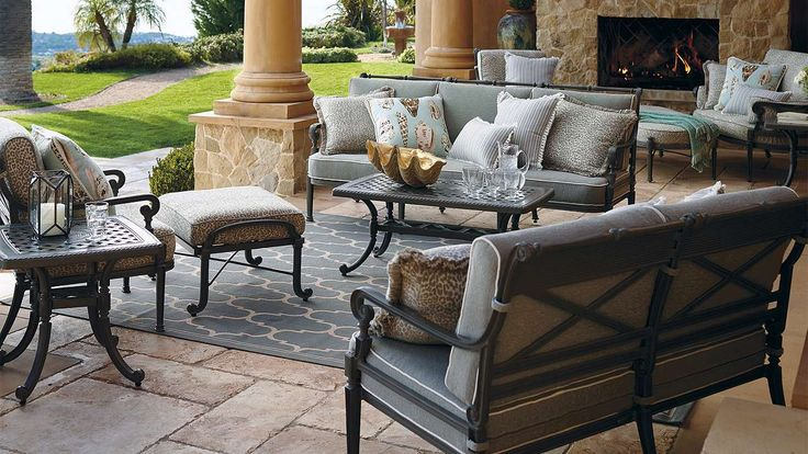 120 Best FRONTGATE Images On Pinterest Outdoor Furniture