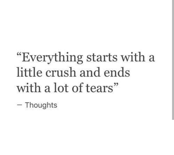 1000+ Crush Quotes On Pinterest
