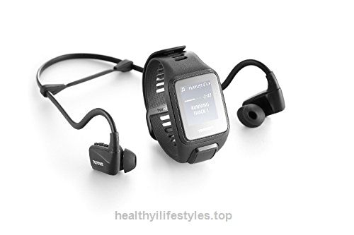 TomTom Spark 3 Cardio + Music, GPS Fitness Watch + Heart Rate Monitor + 3GB Music + Bluetooth Headphones (Black, Small) Check It Out Now     $215.00    A GPS Fitness Watch with storage for up to 500 songs gives you all the musical motivation you need while working out ..  http://www.healthyilifestyles.top/2017/03/20/tomtom-spark-3-cardio-music-gps-fitness-watch-heart-rate-monitor-3gb-music-bluetooth-headphones-black-small-2/