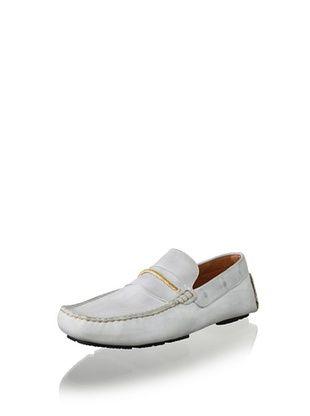 Bacco Bucci Men's Massano Loafer (Beige)