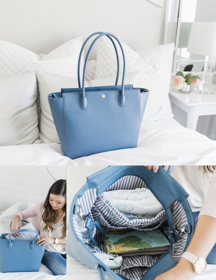Little Unicorn Diaper Bag