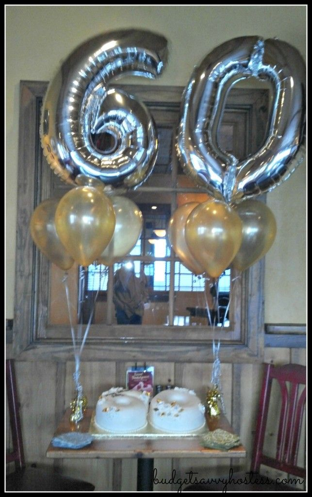 14 best 60th Birthday Party Ideas images on Pinterest ...