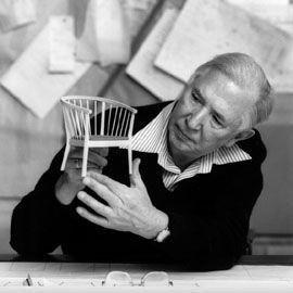 Hans Wegner  Danish Furniture designer (GENIUS!!!)  1914-1907
