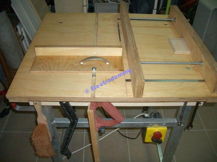 die besten 25 diy tischkreiss ge ideen auf pinterest tischs ge workshop ideen und werkbank ideen. Black Bedroom Furniture Sets. Home Design Ideas