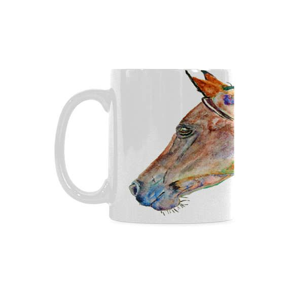 Arabian custom coffee mug. Home decor housewarming gift for
