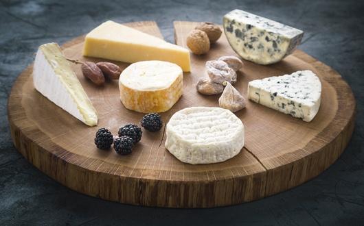 Cheese platter at its best - juustotarjotin parhaimmillaan!