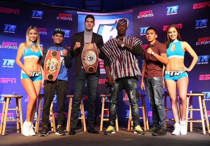Top Rank On ESPN Preview: Ramirez vs. Ahmed #Featured2 #Headlines #allthebelts #boxing